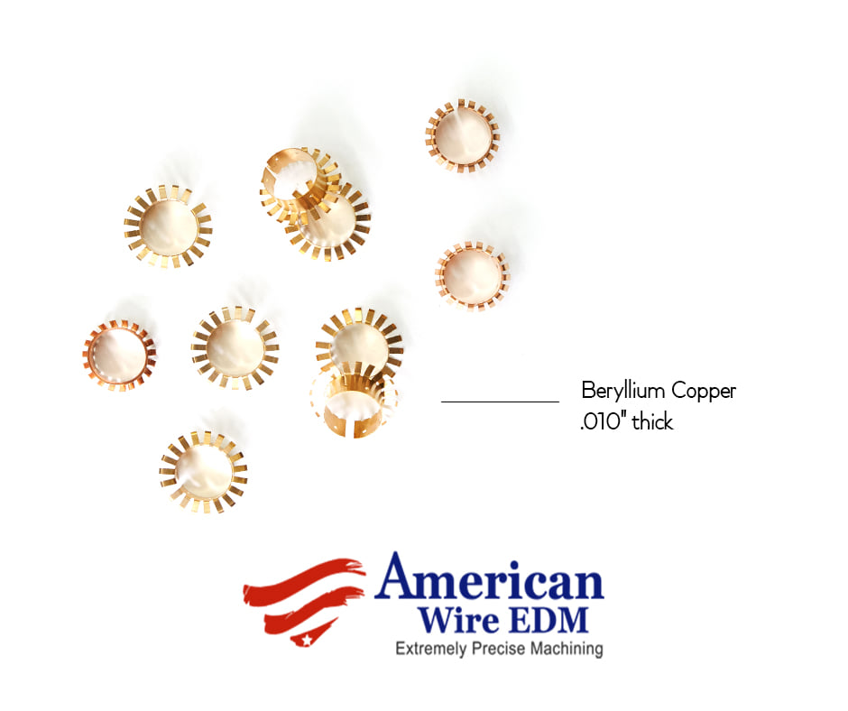 wire edm machining services
